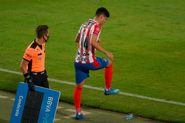 Zahid Muñoz es otro caso de jugadores profesionales que no les gusta el futbol
