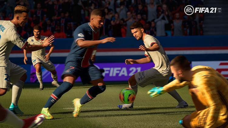 Lo nuevo de la forma de juego del FIFA 21