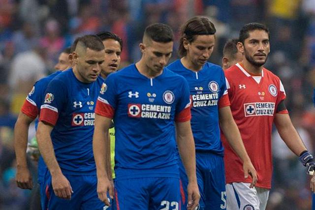 Cruz Azul habría recibido 40 millones de dólares por cada temporada perdida