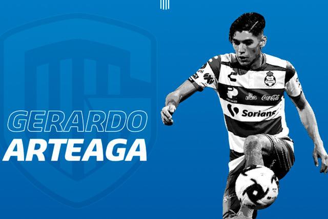 Genk hizo oficial la llegada de Gerardo Arteaga