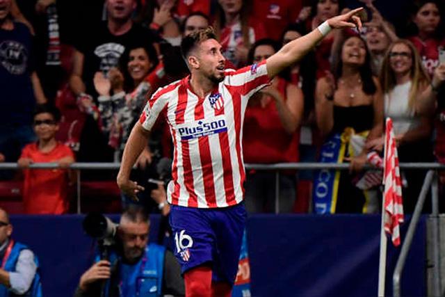 Héctor Herrera se perfila a ser titular en los cuartos de final de la Champions League
