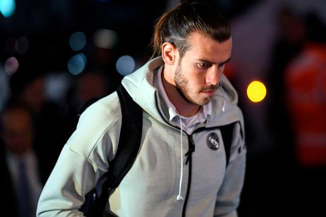 Gareth Bale fue el que decidió no jugar contra el Manchester City