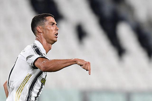Cristiano Ronaldo puso un doblete, el segundo gol fue una joya