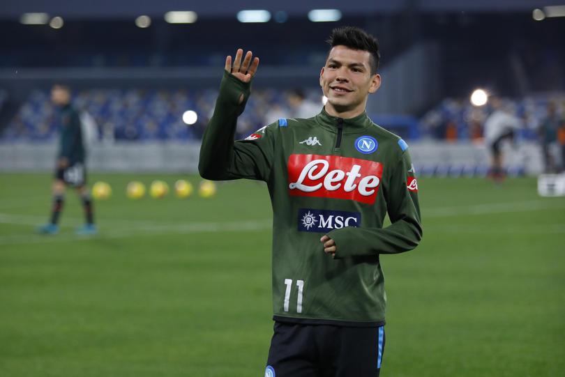 En Napoli ponen precio a Chucky y aumentan los candidatos para ficharlo.