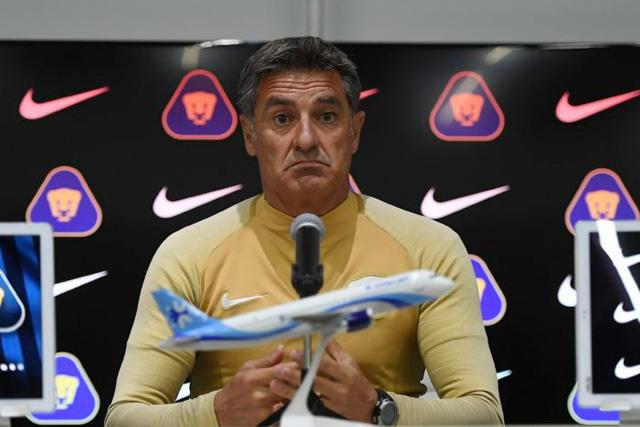Míchel aclara la razón de su salida de Pumas