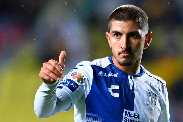 Víctor Guzmán terminó su castigo y se unirá a Pachuca para el Guard1anes 2020