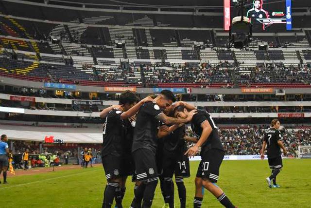 México jugará en el Azteca el 30 de septiembre contra Costa Rica