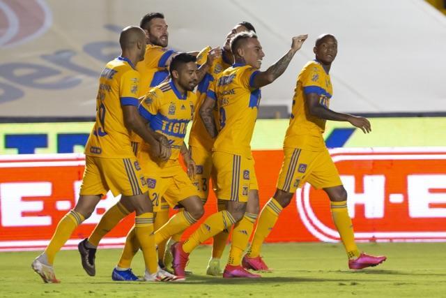 Tigres vence 2-1 a Puebla en la Jornada 4 del Guard1anes 2020
