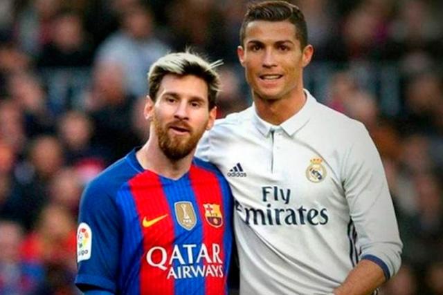 Lionel Messi y Cristiano Ronaldo podrían jugar juntos en el Barcelona