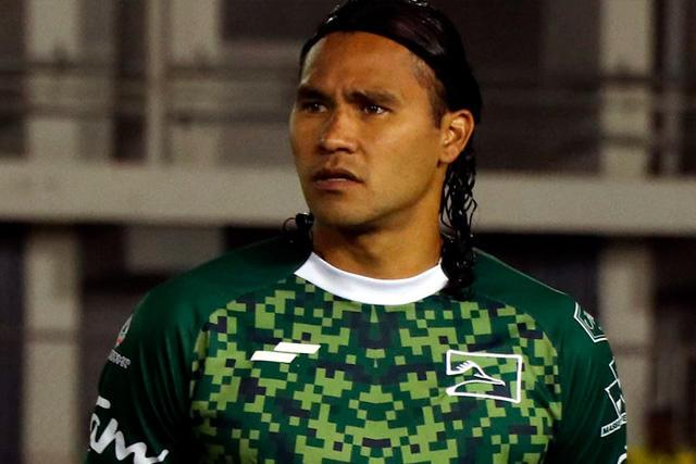 Gullit Peña, uno de los refuerzos bomba del Club Veracruzano