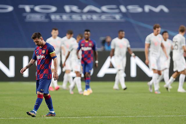 Bayern Múnich 5-2 Barcelona