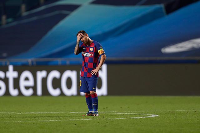 Bayern goleó 8-2 al Barcelona