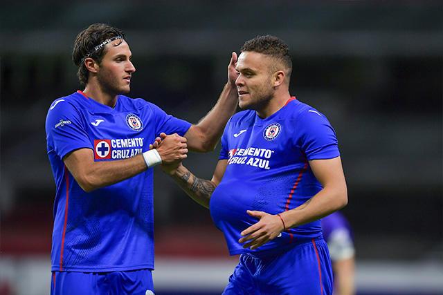 Con un doblete de Cabecita y un gol más de Yotún, Cruz Azul venció a Juárez