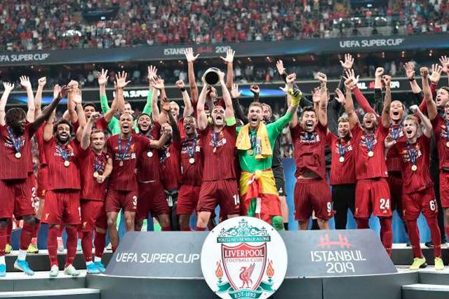 Supercopa de Europa será el partido piloto para el regreso de los aficionados a los estadios