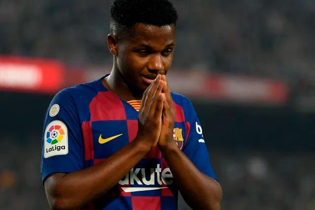 Ansu Fati es una de las sorpresas en la lista de 24 convocados de España para la Nations League
