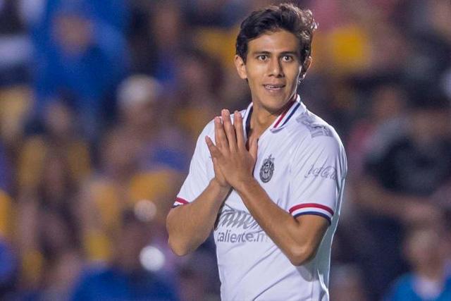 JJ Macías es uno de los cinco futbolistas mexicanos que Míchel se llevaría a Europa