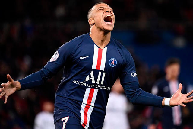 Kylian Mbappé podría llegar al Real Madrid si el PSG gana la Champions League