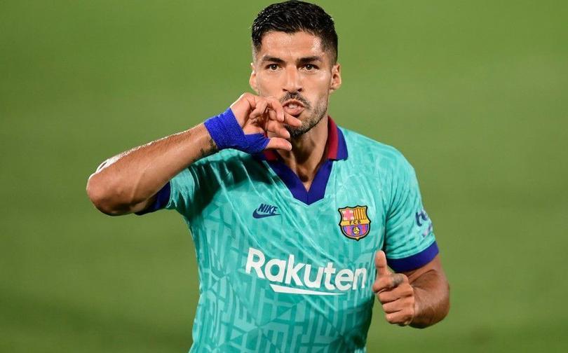 Luis Suárez sigue sonando para dejar al Barcelona
