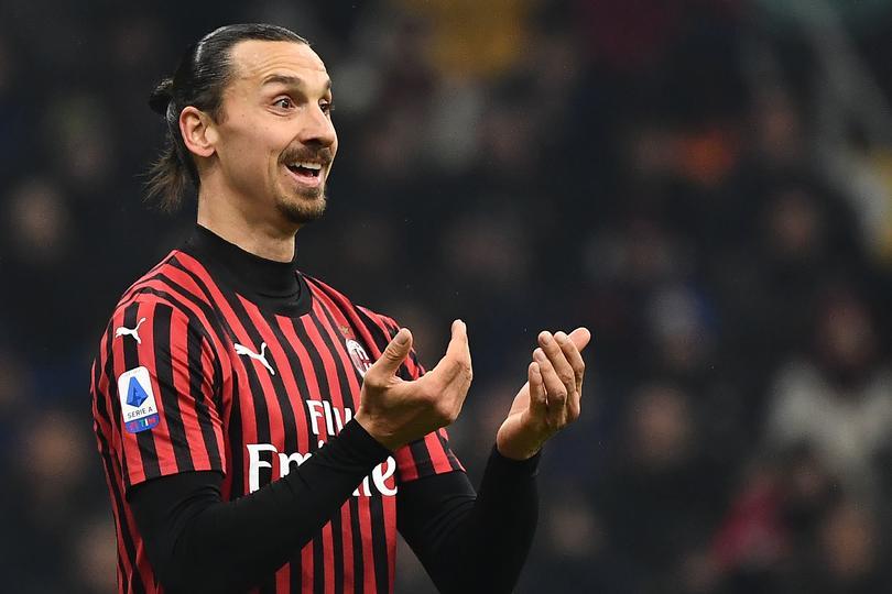 Zlatan tendría ofertas de clubes españoles.