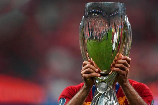 Supercopa de la UEFA se jugará con aficionados en el estadio a un máximo de 30% de capacidad