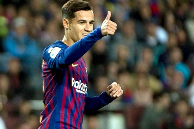 Coutinho podría quedarse en el Barcelona la próxima temporada
