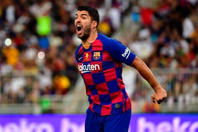 Luis Suárez podría ser compañero de Pizarro en el Inter Miami