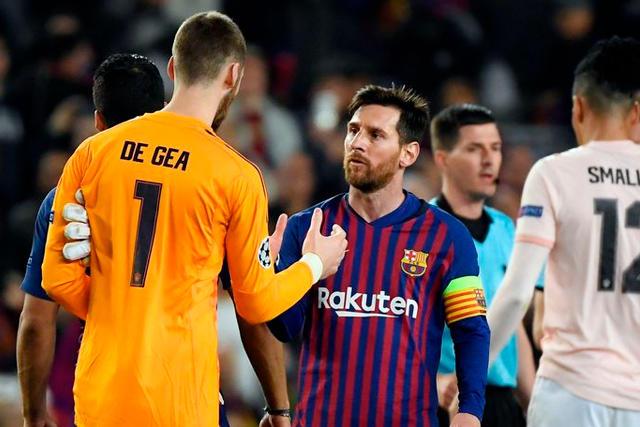 Manchester United sería uno de los equipos que buscarían fichar a Lionel Messi