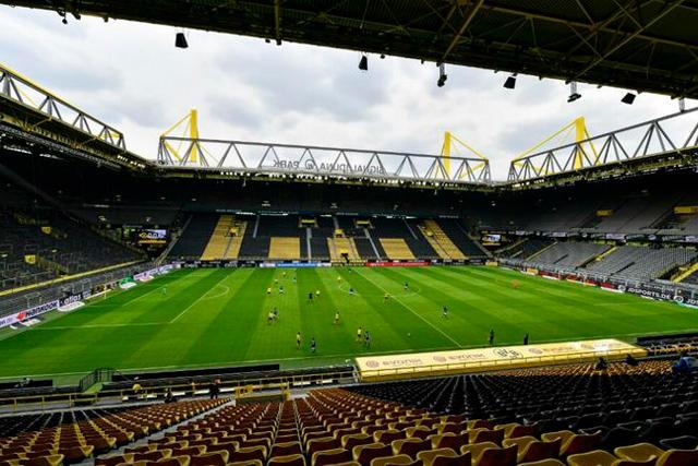 La Bundesliga se seguirá jugando sin aficionados en los estadios