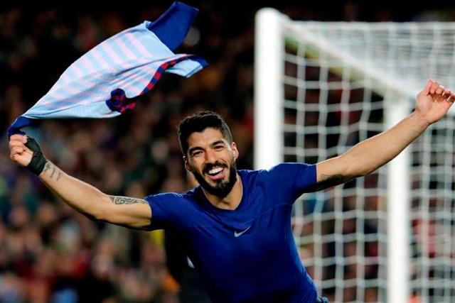 Luis Suárez podría ser el delantero elegido por la Juventus