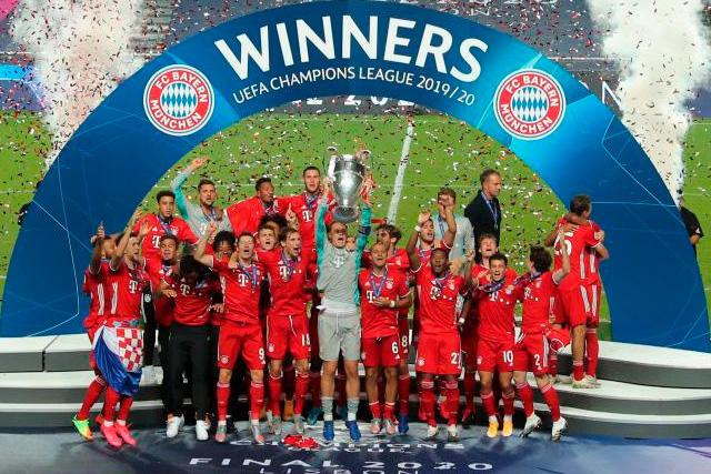 Dan a conocer a los 23 elegidos a la plantilla de la temporada de la Champions League