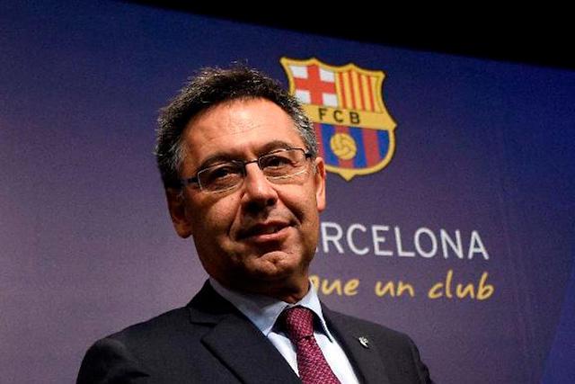 Josep Maria Bartomeu despidió al bufete de abogados que representaba al Barcelona