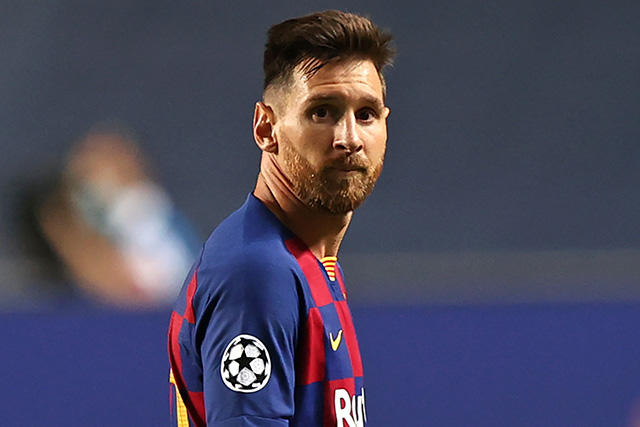 Lionel Messi habría comunicado su deseo de irse desde julio