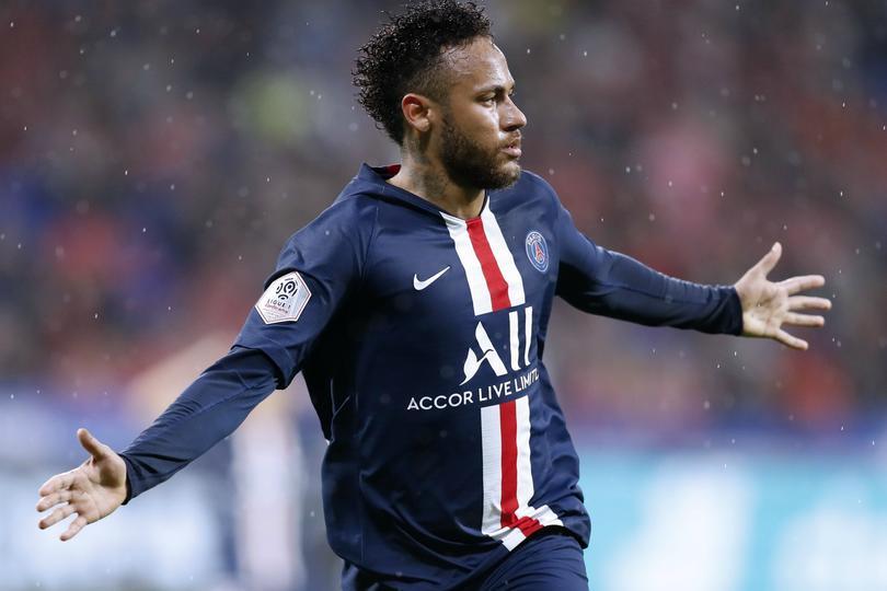Neymar confirmó que seguirá en el PSG.