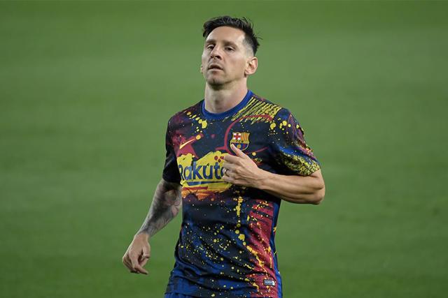 Inter confirma que no buscan el fichaje de Lionel Messi