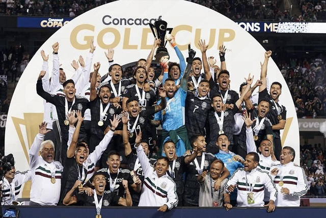 La Copa Oro 2021 se jugará a partir del 10 de julio