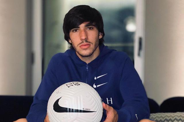 Sandro Tonali estaría cerca de fichar con el Milan