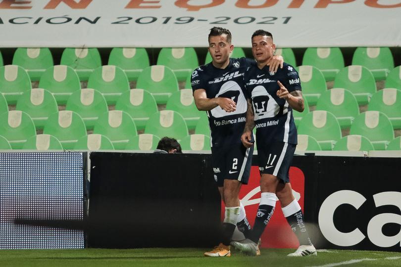Golazo de Juan Manuel Iturbe contra Santos