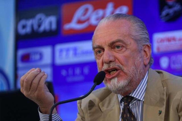 Aurelio De Laurentiis dio positivo por coronavirus