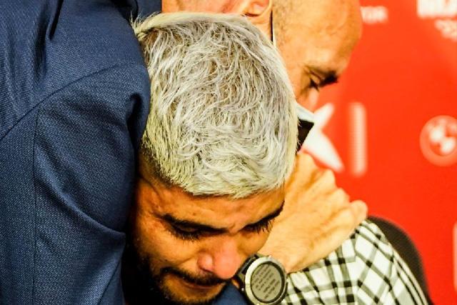 Éver Banega deja al Sevilla después de cinco años en el club