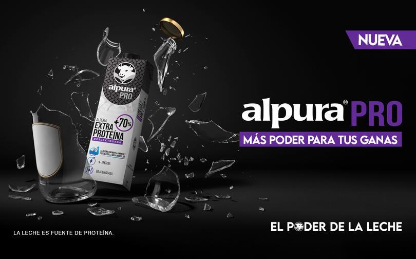 La nueva Alpura Pro, que contiene más proteínas