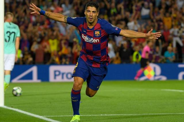 Luis Suárez se quedaría en el Barcelona