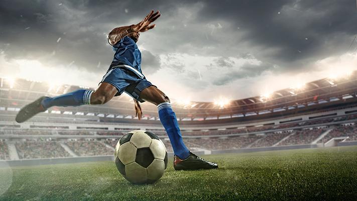Las proteínas son importantes para la práctica del futbol