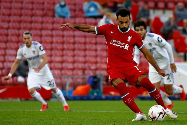 Mohamed Salah sería una opción para el Barcelona