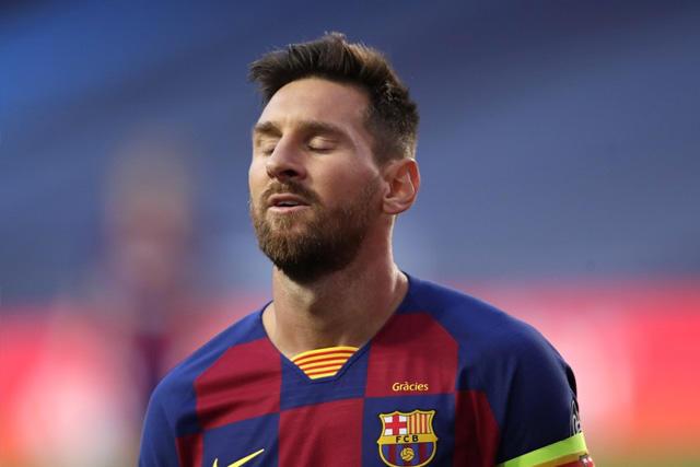 Lionel Messi se podría perder el primer Clásico