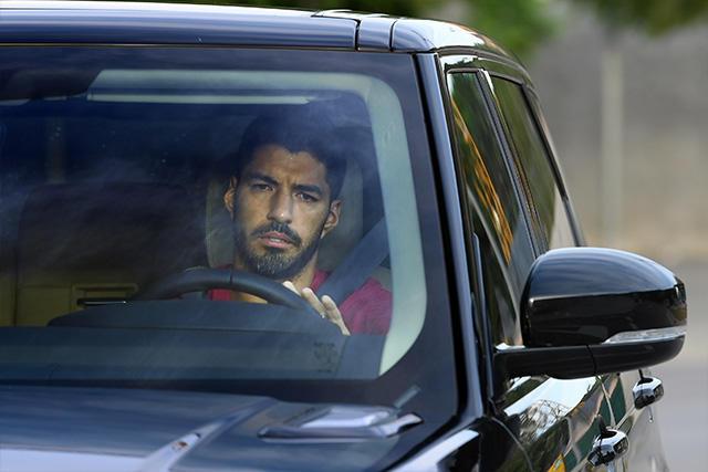 Luis Suárez sí llegaría a la Serie A, pero con el Inter