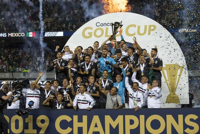 México será cabeza del Grupo A en la Copa Oro 2021