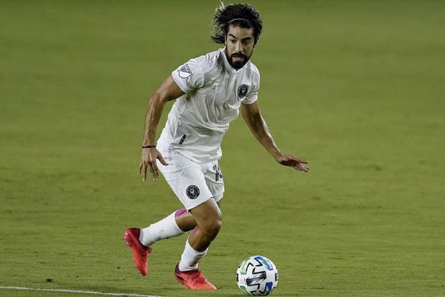 Rodo Pizarro puso la asistencia del triunfo del Inter Miami