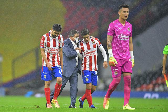 Oribe Peralta, Miguel Herrera, Isaac Brizuela y Gudiño
