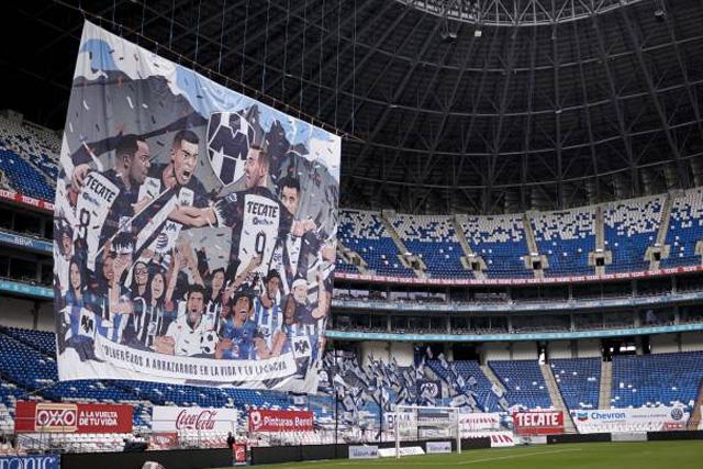Estadio de Rayados está listo para el regreso de los aficionados