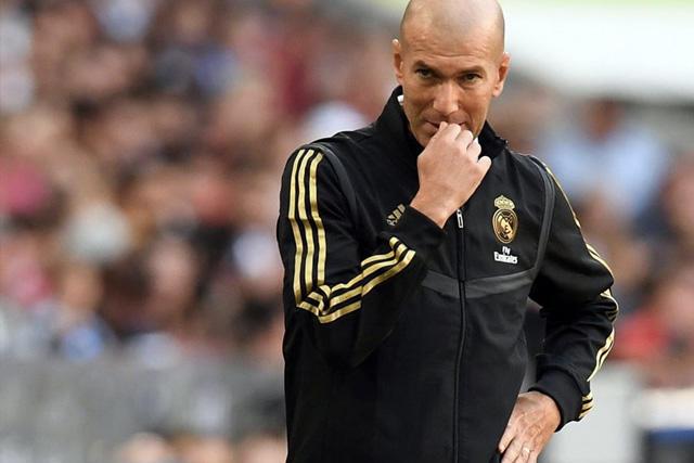 Zidane habló sobre la situación alrededor del Barcelona